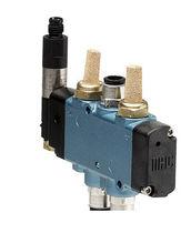 5/2-way solenoid valve