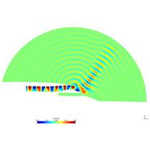 FEM software / noise simulation