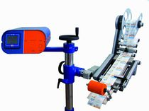 Applicator for automatic labeler