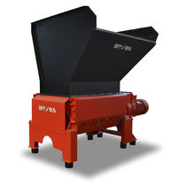 Four-shaft shredder / for wood