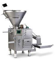 Multi-container filling machine / automatic / vacuum / meat