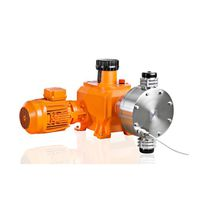 Water pump / electric / plunger / metering