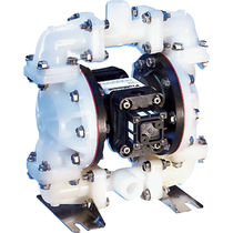 Diaphragm pump / self-priming / for liquids / transfer