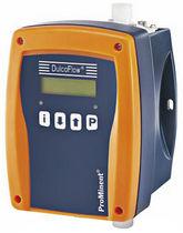 Ultrasonic flow meter / for liquids / chemical-resistant