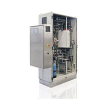 Electrolysis unit