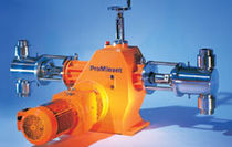 Chemical pump / electric / plunger / metering