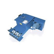 Solids dispenser / volumetric / screw / continuous