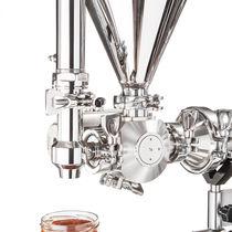 Volumetric dispensing valve