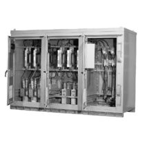 Automatic capacitor bank / medium-voltage / for power factor correction