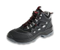 Construction safety shoe / electrical protection / composite material / textile