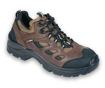 Construction safety shoe / wear-resistant / composite material / textile