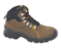 Construction safety shoe / anti-perforation / leather