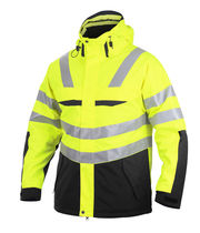 Cold weather jacket / high-visibility / polyester - 6419 series ...