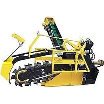 Chain trencher / rubber-tired / tractor