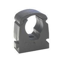 Pipe clip / plastic / fixing
