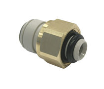Quick coupling / straight / hydraulic / pneumatic