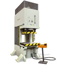 Hydraulic press / forming / C-frame / vertical