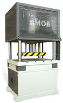 Hydraulic press / forming / column type / vertical