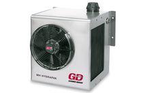 Liquid cooler / hydraulic motor