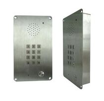 Standard telephone / vandal-proof / IP65 / weatherproof