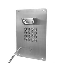Weatherproof telephone / vandal-proof / IP65 / waterproof