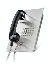 Auto dial telephone / analog / IP65 / for clean rooms