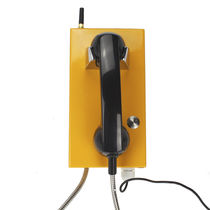 Intrinsically safe telephone / weatherproof / vandal-proof / IP65