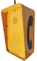 Weatherproof telephone / vandal-proof / IP66 / waterproof