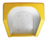 Acoustic hood / telephone / for hazardous areas / for noisy environments