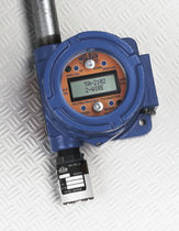 Gas detector / 2-wire / with digital display