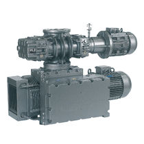 Roots pump vacuum unit / industrial / compact