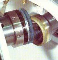 Metal milling tool / solid