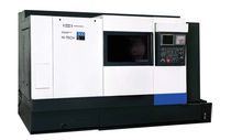 CNC milling-turning center / horizontal / 2-axis / high-speed