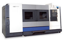 CNC turning center / horizontal / 2-axis / for heavy-duty applications