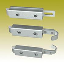 Keyed latch / sliding bolt