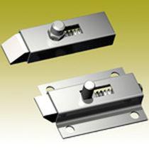 Keyed latch / slide