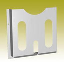 Wall-mount enclosure / polystyrene / ultra heavy-duty