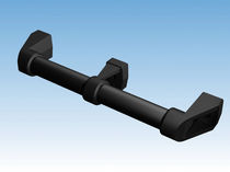 Pull handle / tubular / grab / polyamide