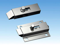Keyed latch / slide / steel