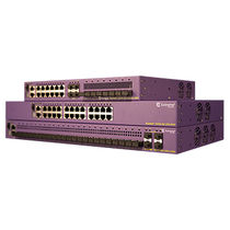 Managed ethernet switch / 48 ports / SFP / PoE