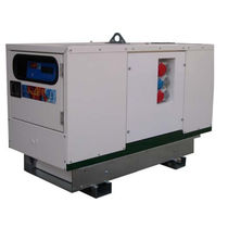 Turbine generator set / gas / three-phase / mobile