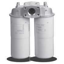Hydraulic filter / low-pressure / off-line / continuous