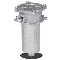Hydraulic filter / low-pressure / immersed