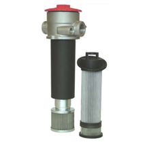 Hydraulic filter / suction / return-line