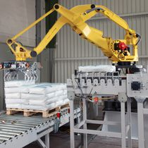 Articulated palletizer / robotic / bag