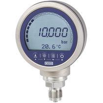Digital pressure gauge / electronic / test / calibration