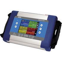 Pressure calibrator / temperature / frequency / for temperature sensors