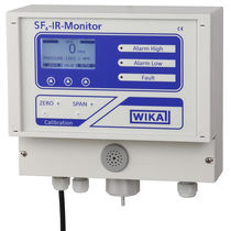 SF6 monitoring device / concentration / emissions / continuous