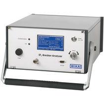 SF6 analyzer / concentration / benchtop / modular