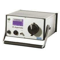 SF6 analyzer / moisture / automatic / for precision materials handling